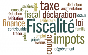 Mots clés Fiscalité