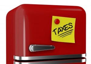 Taxes - Entente de remboursement avec Revenu Québec